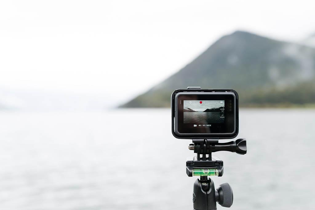 Cara Mengkoneksi Kamera GoPro Ke Smartphone