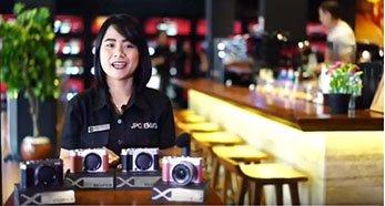 Fitur Fujifilm XA5