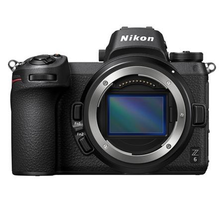 Nikon Z6 (Body Only) + FTZ Mount Adapter
