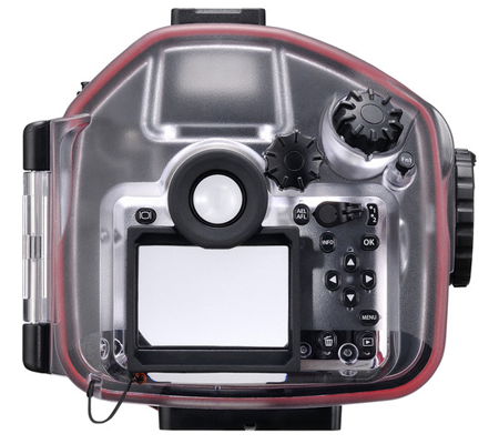 Olympus PT-EP14 Underwater Housing for OM-D E-M1 Mark II.