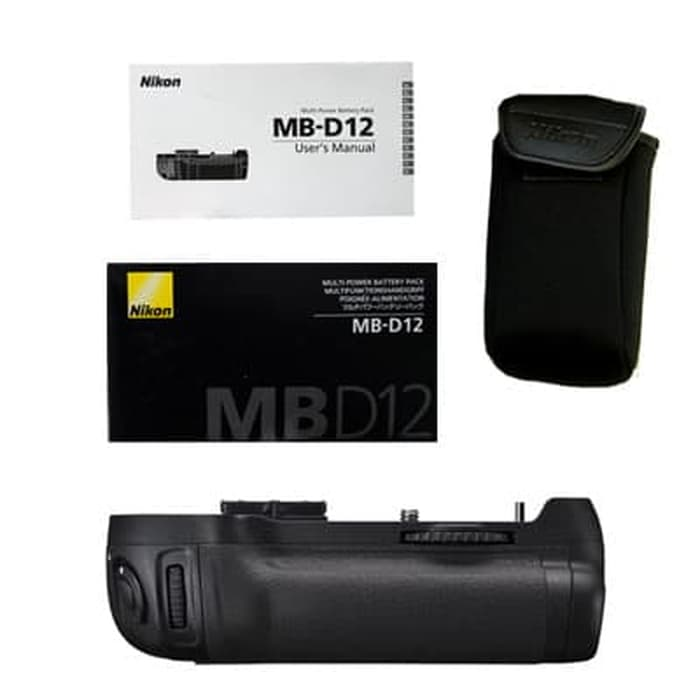::: USED ::: Nikon MB-D12 Multi Power Battery Pack (Excellent)