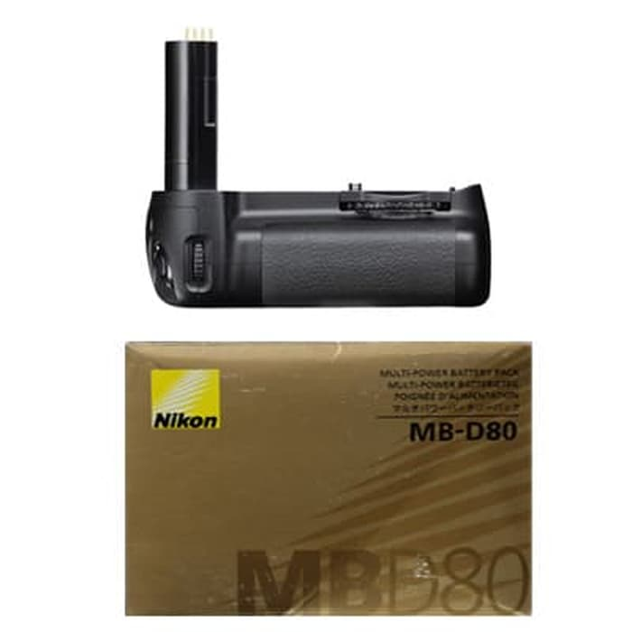 ::: USED ::: Nikon MB-D 80 (Excellent To Mint-435)