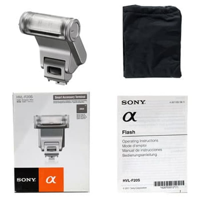 ::: USED ::: Sony HVL-F20S Flash for Sony Nex Series (Excellent-795)