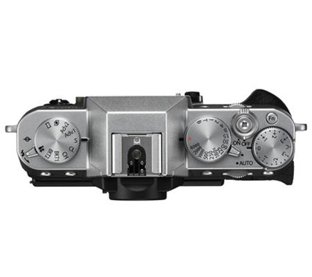 Fujifilm X-T20 kit XC15-45mm f/3.5-5.6 OIS PZ Silver