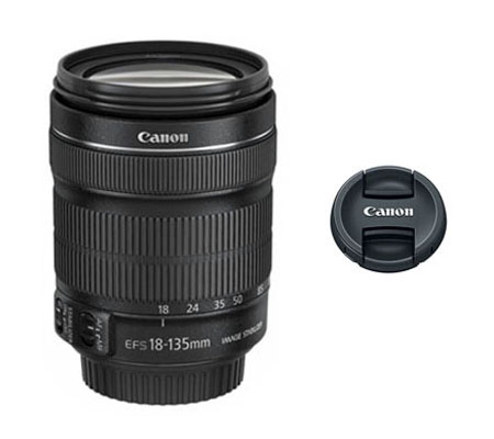 ::: USED ::: Canon EF-S 18-135mm F/3.5-5.6 IS STM (Excellent To Mint-789)