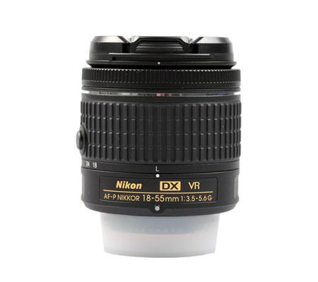 ::: USED ::: Nikon AF-P DX NIKKOR 18-55mm F/3.5-5.6G VR (Mint-596)