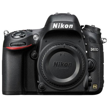 Nikon D610 Body.