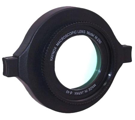 Raynox DCR-250 Super Macro Lens Converter