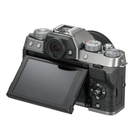 Fujifilm X-T100 kit XC15-45mm f/3.5-5.6 OIS PZ Dark Silver