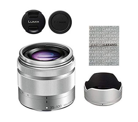 ::: USED ::: Panasonic Lumix G Vario 35-100mm F/4-5.6 ASPH (Mint-115)