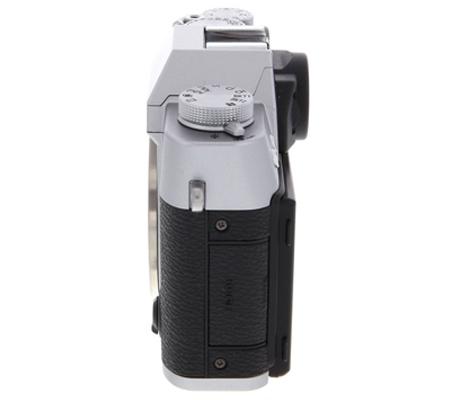 Fujifilm XT20 kit XF18-55mm f/2.8-4 R LM OIS Silver