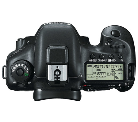 Canon EOS 7D Mark II Body + W-E1 Wifi
