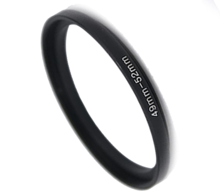 Haida Step Up Ring 49-52mm HD1071