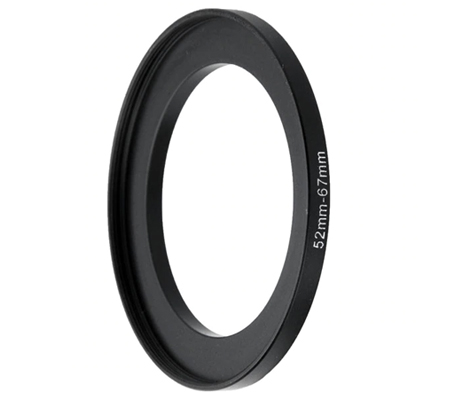 Haida Step Up Ring 52-67mm HD1071