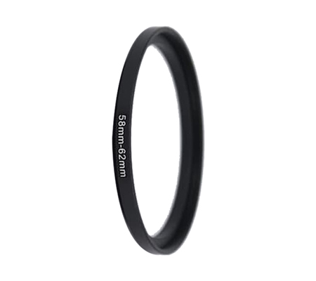 Haida Step Up Ring 58-62mm HD1071