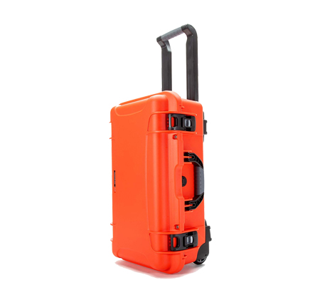 Nanuk Protective 935 Case With Foam Orange