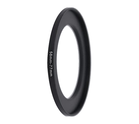 Haida Step Up Ring 58-77mm HD1071