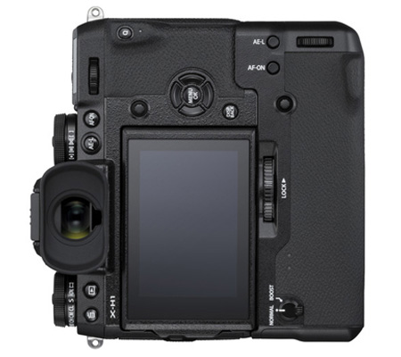 Fujifilm XH1 Body + Battery Grip