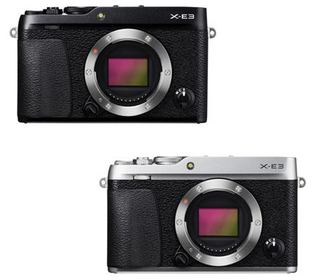 Fujifilm XE3 Body Black