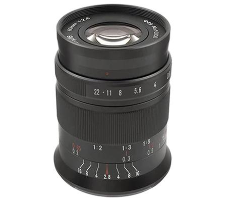 7Artisan 60mm F2.8 Mark II for Fujifilm X Mount