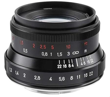 7Artisans for Sony E Mount 35mm f/1.2 Mark II