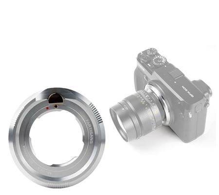7Artisans Transfer Adapter Ring Leica M to Fujifilm GFX