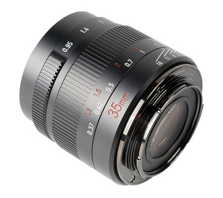 7artisans 35mm f/0.95 for Canon EF-M Mount
