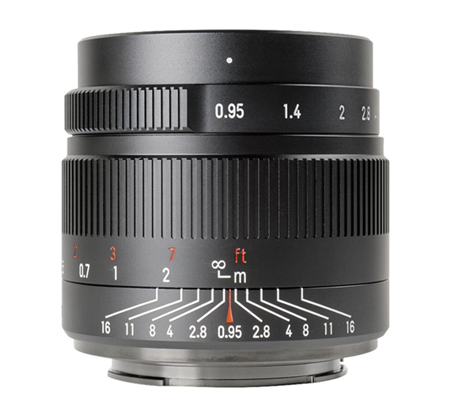 7artisans 35mm f/0.95 for Fujifilm X Mount