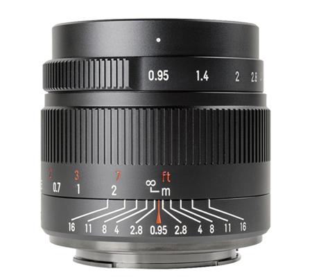 7artisans 35mm f/0.95 for Sony E Mount