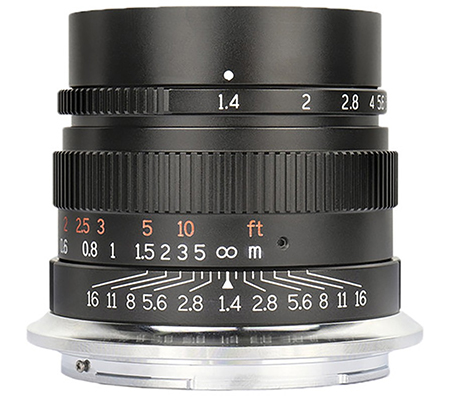 7Artisans 35mm f/1.4 for Nikon Z Mount