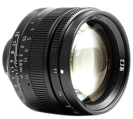7Artisans 50mm F/1.1 for Leica M Black
