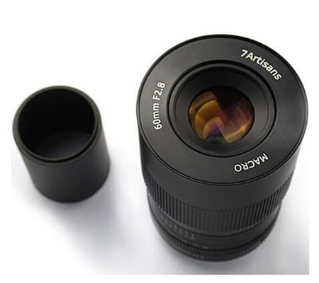 7artisans 60mm f/2.8 Macro for Canon EF-M Mount