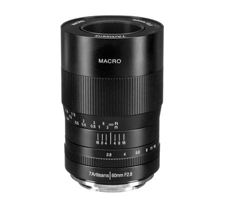 7artisans 60mm f/2.8 Macro for Sony E Mount