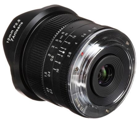 7Artisans 12mm f/2.8 for Fujifilm X Mount