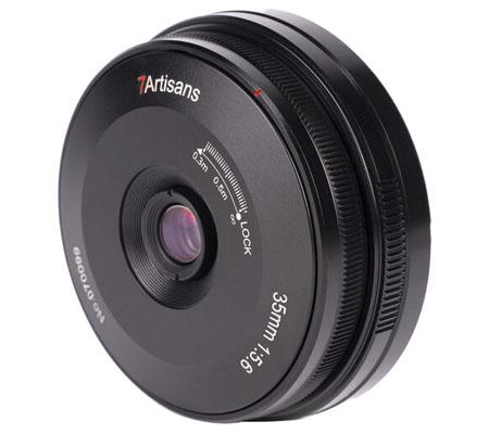7artisans 35mm f/5.6 for Nikon Z Mount