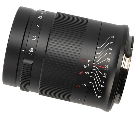 7artisans Photoelectric 50mm f/1.05 Lens for Sony FE Mount Full Frame