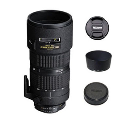 ::: USED ::: Nikon AF 80-200mm F/2.8D ED (Excellent To Mint-225)
