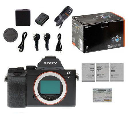 ::: USED ::: Sony A7 Body (Excellent-107)