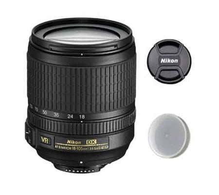 ::: USED ::: Nikon AF-S 18-105mm F/3.5-5.6G ED VR DX (Excellent To Mint-976)