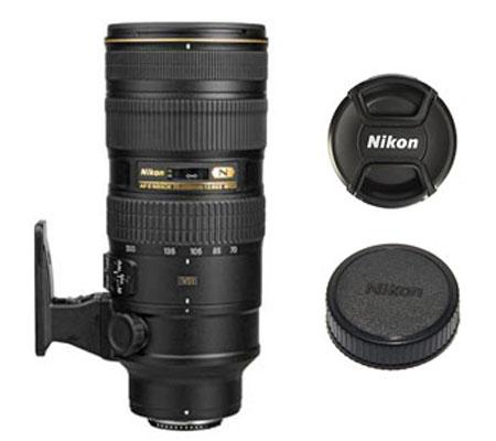 ::: USED ::: Nikon AF-S 70-200mm F/2.8G ED N VR II (Excellent-298)