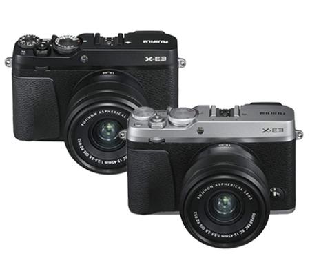 Fujifilm XE3 Kit 15-45mm F/3.5-5.6 Black