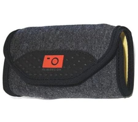 Always On Wrap-Up Camera Pouch