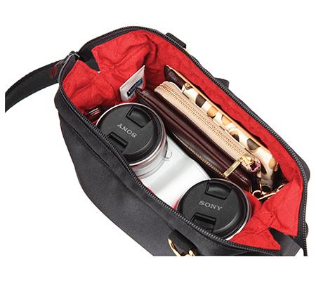 Artisan and Artist 3WC-PR012 Nylon Mirrorless Camera Bag