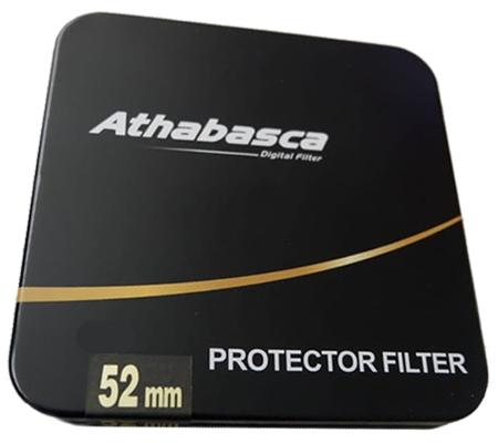 Athabasca Protector Filter 52mm