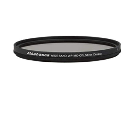 :::USED:::Athabasca CPL 58mm (MINT)