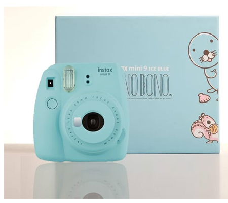 Fujifilm Bono Bono Mini 9 Ice Blue