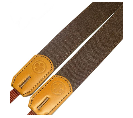 Icode Papaspocket Brown By Herringbone Camera Strap
