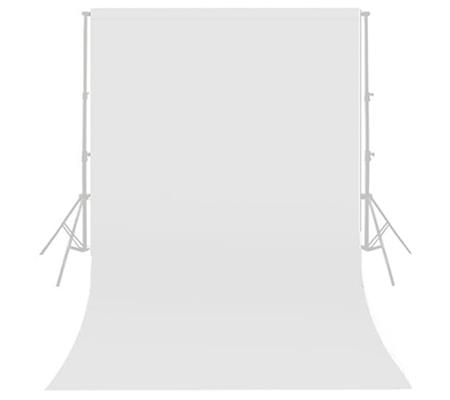 Kelly Background Paper Photo Studio 2.72m x 11m Arctic White