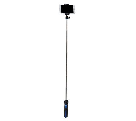 Benro MK10 Mini Tripod and Selfie Stick Blue