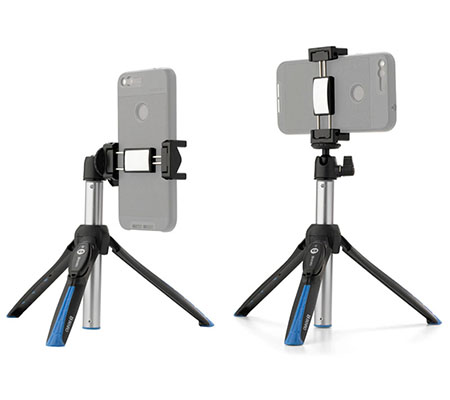 Benro BK15 Mini Tripod & Selfie Stick for Smartphone